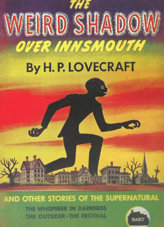 Weird Shadow over Innsmouth, 1944
