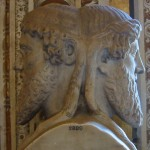 Bust of Janus, Vatican Museum, from Wikipedia Commons