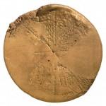 6th century B.C. Assyrian Planisphere