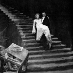 The stairwell in Dracula (1932)
