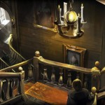 Hogwart's Grand Staircase (courtesy of harrypotter.wikia.com)