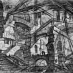 Plate 14 of Piranesi's Prisons