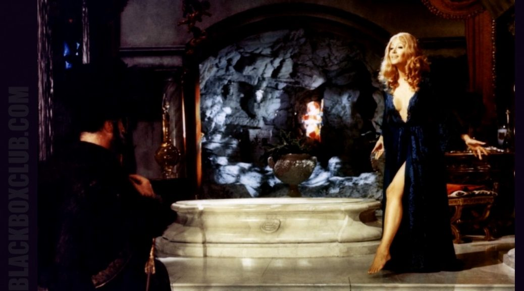 Ingrid Pitt in COUNTESS DRACULA