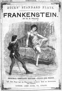 Presumption; or, the Fate of Frankenstein (1823)