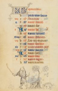 The Hours of Jeanne d'Evreux ca. 1324-1328