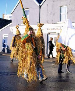 """St. Stephen's Day Mummers or """"Wrenboys"""""""