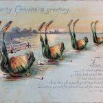 Ice Skating Frogs (Nova Scotia Archives)