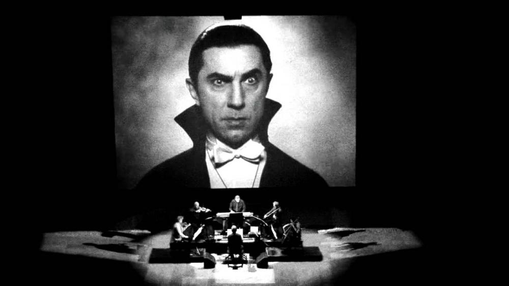The Kronos Quartet Performs Dracula