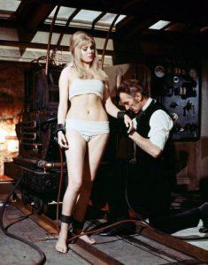 Susan Denberg in Frankenstein Created Woman (1967)