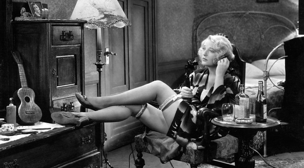 Dorothy Mackaill in Safe in Hell (1931) NUST THHI