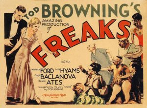 Freaks promotional poster