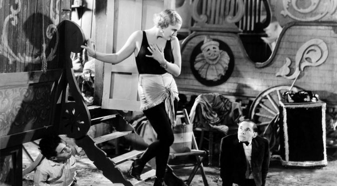 Cleopatra and Hans, Freaks (1932)