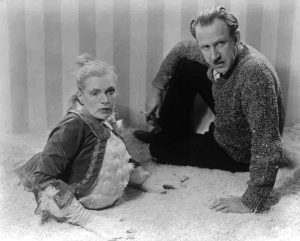 """The Duck Woman"" and Director Tod Browning"