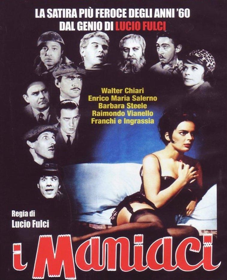 I Maniaci (1964)