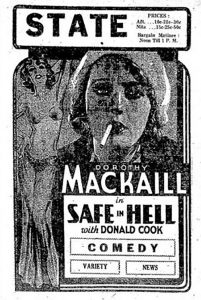 Safe in Hell