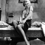 Pre-code Ginger Rogers in Rafter Romance