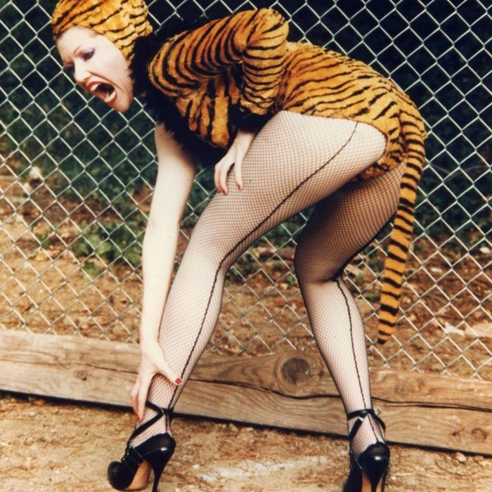 Poison Ivy photo by Lux Interior