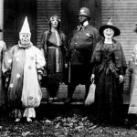 Racism in early 20th century Halloween costumes