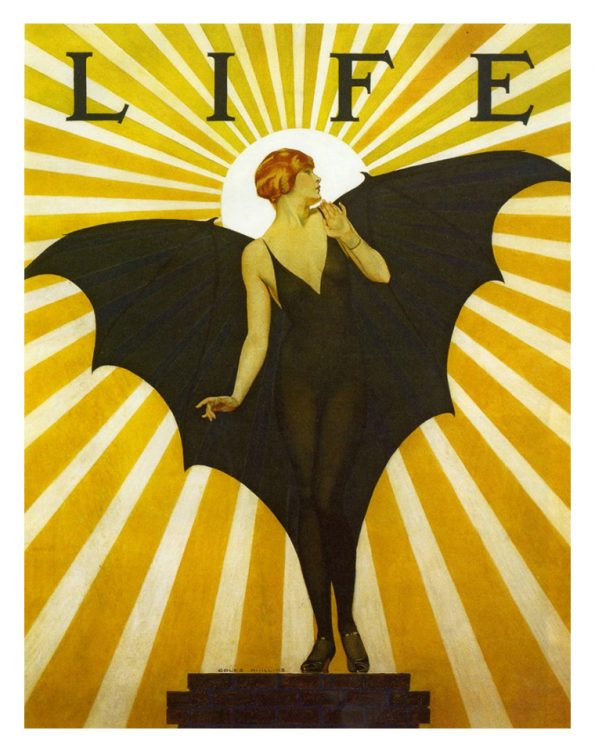 LIFE Magazine cover from 1925
