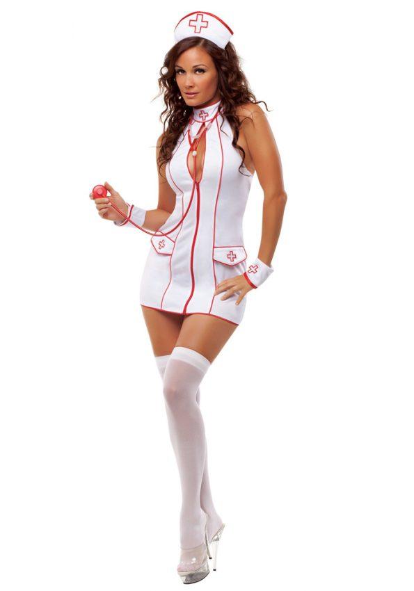 The Naughty Nurse