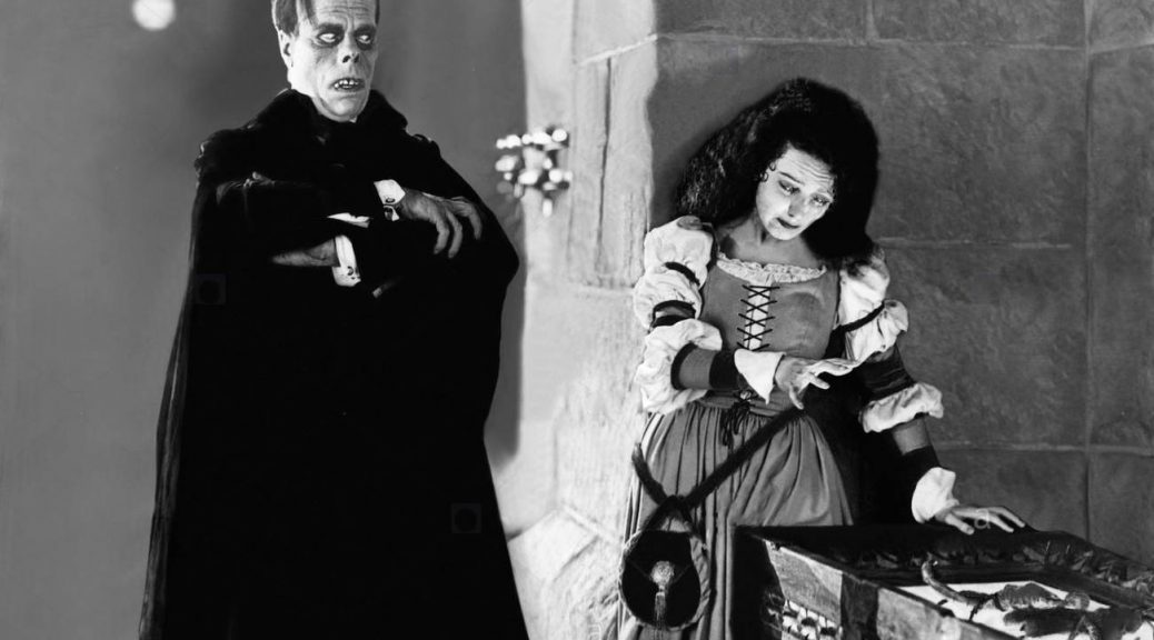 The Phantom of the Opera (1925)
