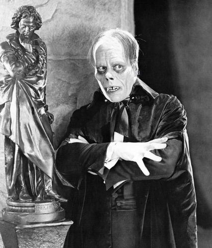 Lon Chaney, The Phantom of the Opera (1925)