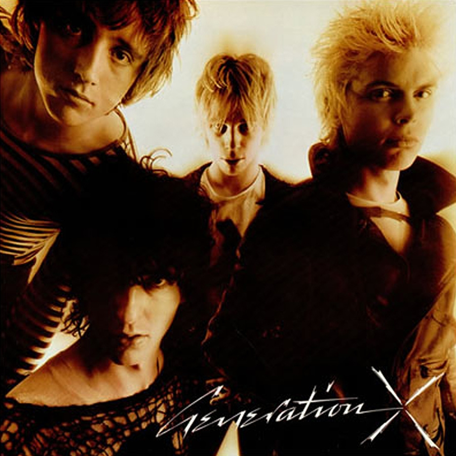 Generation X (self-titled), 1977