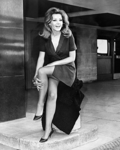 Ingrid Pitt, circa early 1980s