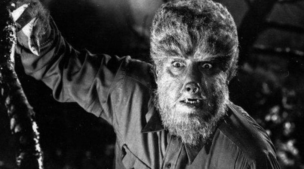 The Wolf Man, Lon Chaney, Jr.