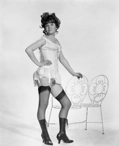 Barbara Ewing, from Dracula Has Risen from the Grave (1968)