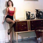 Sophia Loren by David Seymour, 1955 HD