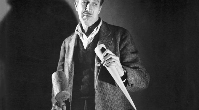 """Vincent Price in 1964's """"The Last Man on Earth"""""""