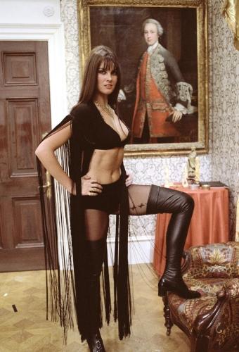 Caroline Munro from Dracula AD 1972
