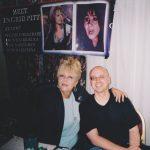 Meeting Ingrid Pitt in 2004