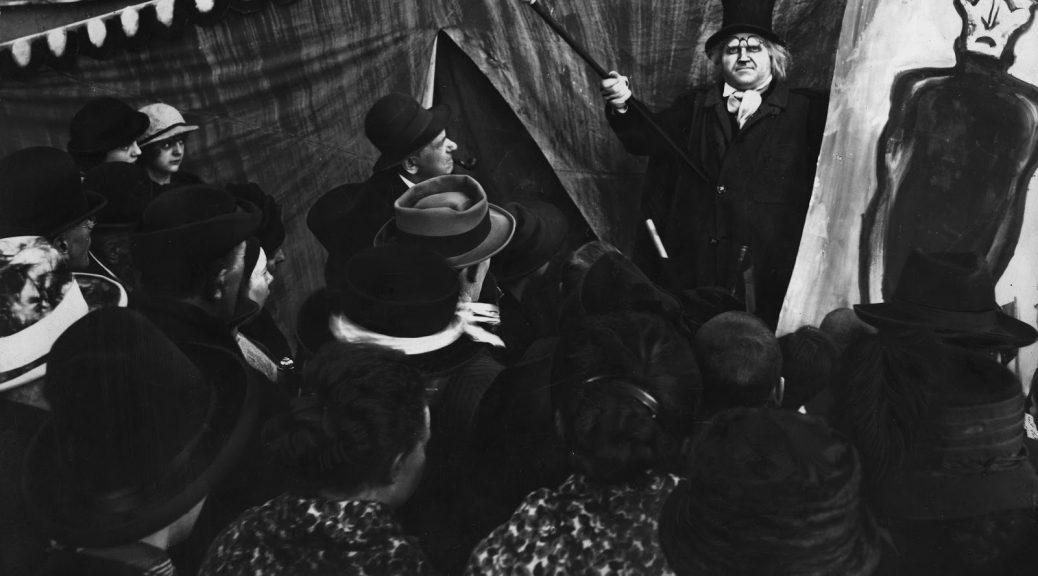 Caligari at the Fair